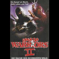 Ninja Warriors II 2 - UNCUT & UNRATED - LIMITED (99 Stück) GROSSE HARTBOX Cover B