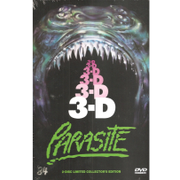 Parasite - LIMITED (99) UNCUT & UNRATED GROSSE HARTBOX