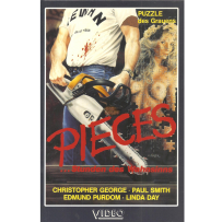 Pieces - Stunden des Wahnsinns - UNCUT & UNRATED GROSSE HARTBOX Cover A