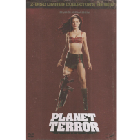 Planet Terror - UNCUT & UNRATED LIMITED INDIZIERTE COLLECTOR´s EDITION IM BENZINKANISTER