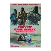 Provinz ohne Gesetz - UNRATED & UNCUT KLEINE HARTBOX Cover A