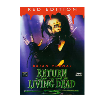 Return of the Living Dead 3 / III - UNCUT INDIZIERTE RED EDITION - Gebraucht