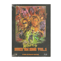 Return to Nuke ´Em High Vol. 1 - UNCUT & UNRATED LIMITED (2.000 St.) MEDIABOOK - DVD & Blu Ray