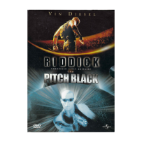 Pitch Black & Riddick - UNCUT DIGIPAK IM PAPPSCHUBER