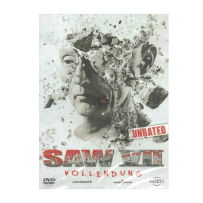 Saw VII / 7 - Vollendung - UNCUT UNRATED & INDIZIERTE EDITION