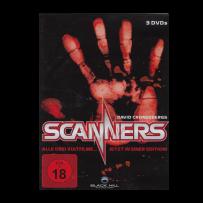 Scanners 1-3 - UNCUT TRILOGY