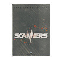 Scanners 1-3 - UNRATED LIMITED TIN TRILOGY