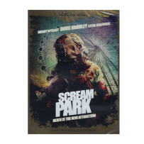 Scream Park - UNCUT & UNRATED LIMITED (1.000 St.) GOLD EDITION