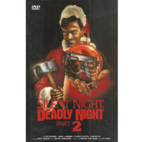 Silent Night Deadly Night Part 2 - UNCUT & UNRATED GROSSE HARTBOX - Cover B