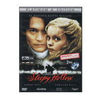 Sleepy Hollow - UNCUT 2 DISC PLATINUM EDITION