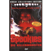 Spookies - UNRATED LIMITED (500) GROSSE HARTBOX - BOOTLEG