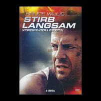Stirb Langsam 1-3 - UNCUT EXTREME COLLECTION