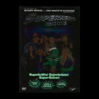 Superhero Movies - ERSTAUFLAGE IM RELIEF PAPPSCHUBER