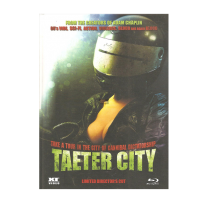 Taeter City - UNCUT & UNRATED LIMITED (1.500 St.) MEDIABOOK Cover B - DVD & Blu Ray