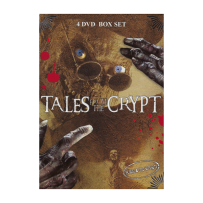 Tales from the Crypt - 4 DVD BOX SET - ERSTAUFLAGE