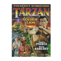 Tarzan and the golden Lion - CLASSIC SILENT CINEMA