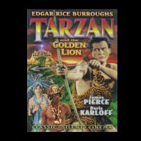 Tarzan and the golden Lion - CLASSIC SILENT CINEMA