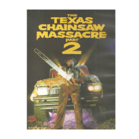 Texas Chainsaw Massacre 2 - UNCUT & UNRATED BOOTLEG