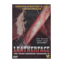 Leatherface - The Texas Chainsaw Massacre III / 3 - UNCUT & UNRATED BOOTLEG SPECIAL EDITION
