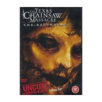 Texas Chainsaw Massacre - The Beginning - INDIZIERTES & UNRATED BOOTLEG - UK VERSION - Ohne deutschem Ton