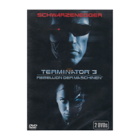 Terminator 3 - Rebellion der Maschinen - UNCUT 2 DVD EDITION