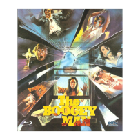 The Boogey Man - UNCUT UNRATED & INDIZIERTES MEDIABOOK - Blu Ray - Cover B