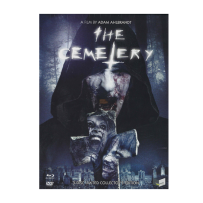 The Cemetery - UNCUT & UNRATED LIMITED (666 St.) 3 DISC MEDIABOOK Cover B - DVD & Blu Ray