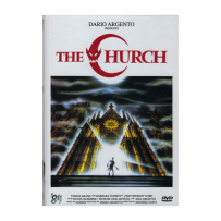 The Church (Demon 3) - UNRATED & UNCUT KLEINE HARTBOX Cover C