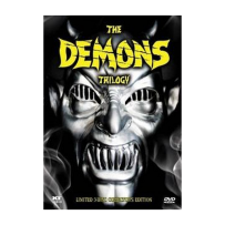 The Demons Trilogy - Dance of the Demons 1 & 2 & 3 - LIMITED COLLECTOR´s EDITION