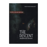 The Descent - UNCUT STEELBOOK - DOPPEL DELUXE EDITION