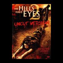 The Hills have Eyes 2 - UNCUT UNRATED & INDIZIERTE VERSION Inkl. Vermietrecht Gebraucht