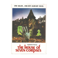 The House of seven Corpses - LIMITED 100 Stück - KLEINE HARTBOX