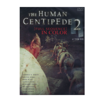 The Human Centipede 2 - UNRATED & INDIZIERTE UNCUT FASSUNG IN FARBE