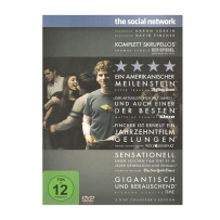 The Social Network - 2 DISC COLLECTOR´s EDITION IM PAPPSCHUBER