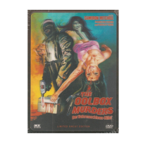 The Toolbox Murders - INDIZIERT & UNRATED & UNCUT LIMITED 3D METALPAK