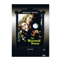 The Werewolf Woman - UNRATED & INDIZIERTE KLEINE HARTBOX