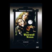 The Werewolf Woman - UNRATED & INDIZIERTE KLEINE HARTBOX