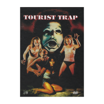 Tourist Trap - UNCUT & UNRATED LIMITED (111 St.) DVD MEDIABOOK Cover B