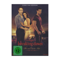 Twilight 4 - Breaking Dawn - Biss zum Ende der Nacht - Teil 1 - 2 DISC FAN EDITION IM DIGIPAK