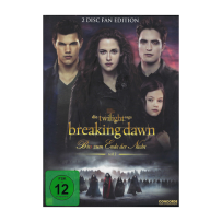 Twilight 5 - Breaking Dawn - Biss zum Ende der Nacht - Teil 2 - 2 DISC FAN EDITION IM DIGIPAK