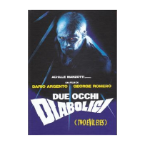 Two Evil Eyes - Due Occhi Diabolici - GROSSE HARTBOX - UNRATED & INDIZIERT