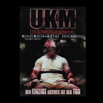 UKM: The Ultimate Killing Machine - UNCUT & UNRATED METALPAK