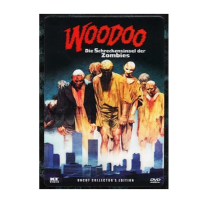 Woodoo - UNRATED 3D ULTRASTEEL / STEELBOOK