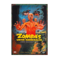 Zombies unter Kannibalen (Zombie Holocaust) - 2 DISC UNRATED 3D METALPAK